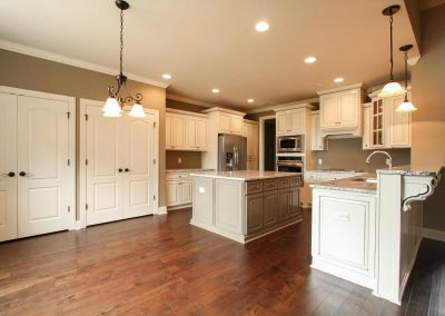 Custom Home Richmond Hill Ga - Kitchen