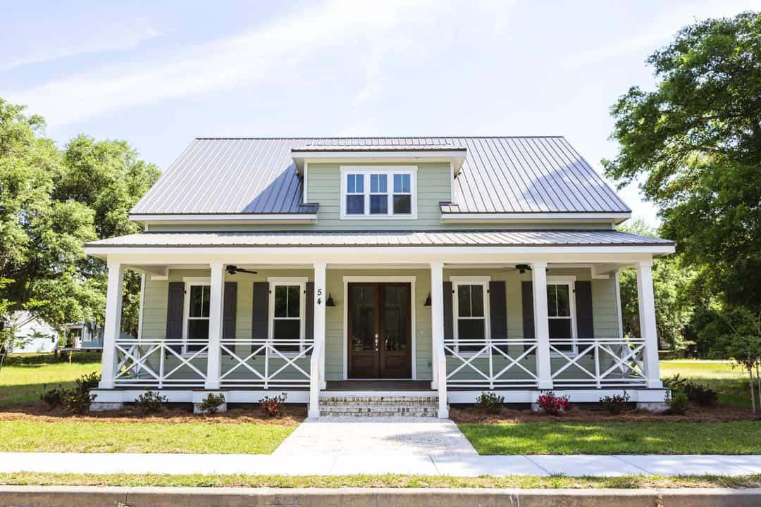 Salt Marsh Custom home